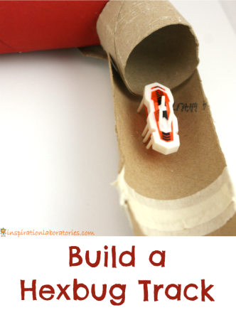 Build a Hexbug Track