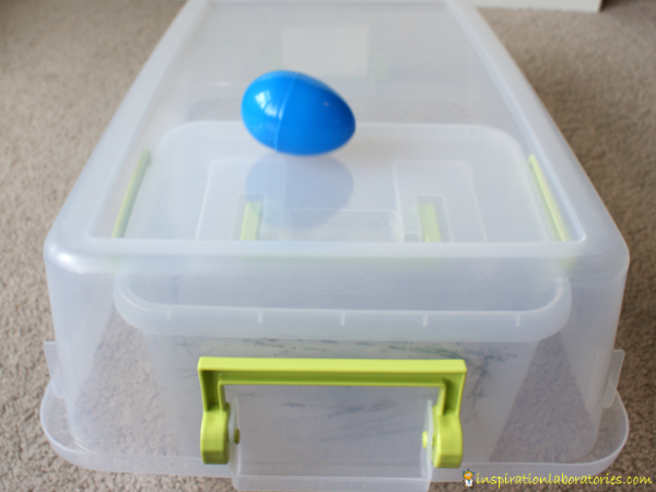 egg rolling ramp