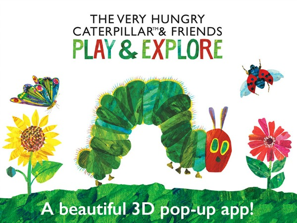 The Very Hungry Caterpillar & Friends Play & Explore app