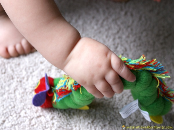 Very Hungry Caterpillar Treasure Hunt for Toddlers