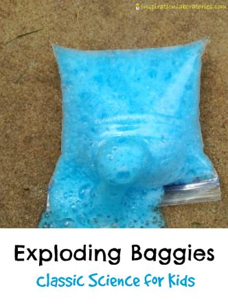 Exploding Baggies