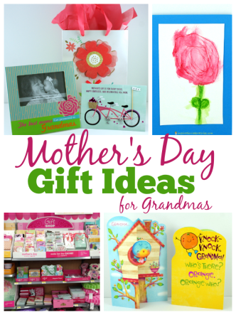 Mother's Day Gift Ideas for Grandmas sponsored by #BestMomsDayEver