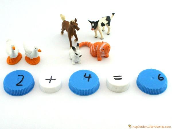 barnyard math games
