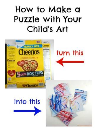 Kid Art Puzzle