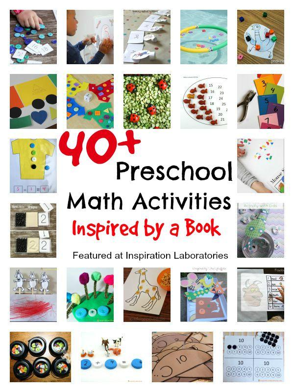 book inspired math