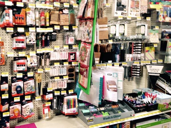 washi tape at store