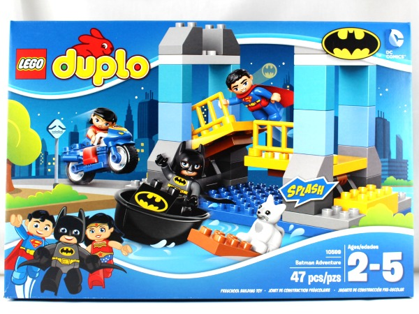 DUPLO Super Hero set