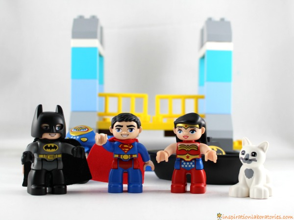 DUPLO Super Hero set: Batman Adventure