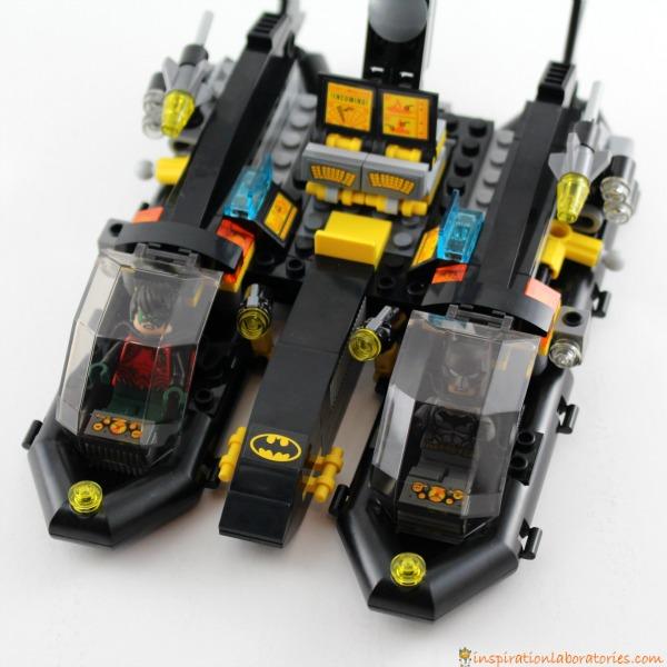 LEGO Batboat