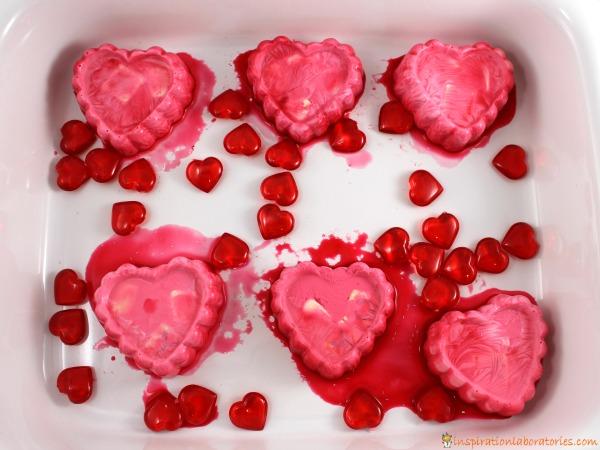 Valentine Frozen Oobleck
