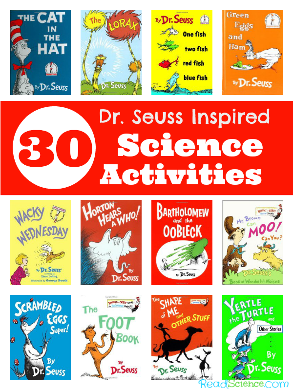 Seuss Inspired Science