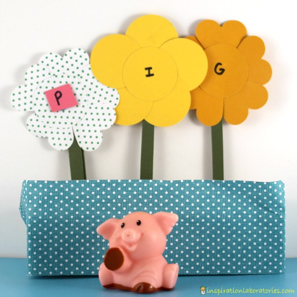 Flower spelling