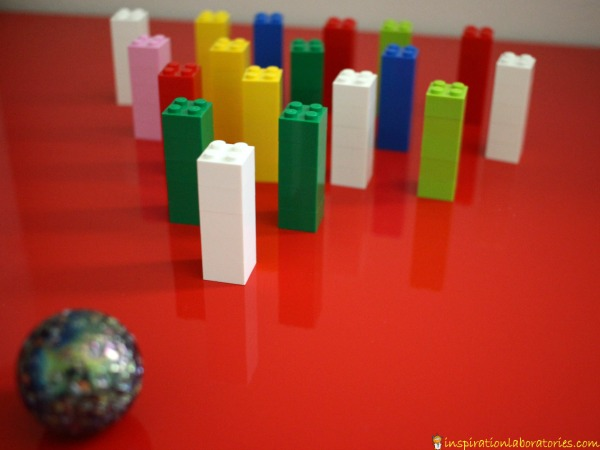 LEGO Bowling and Graphing Plus 100 More LEGO Ideas | Inspiration ...
