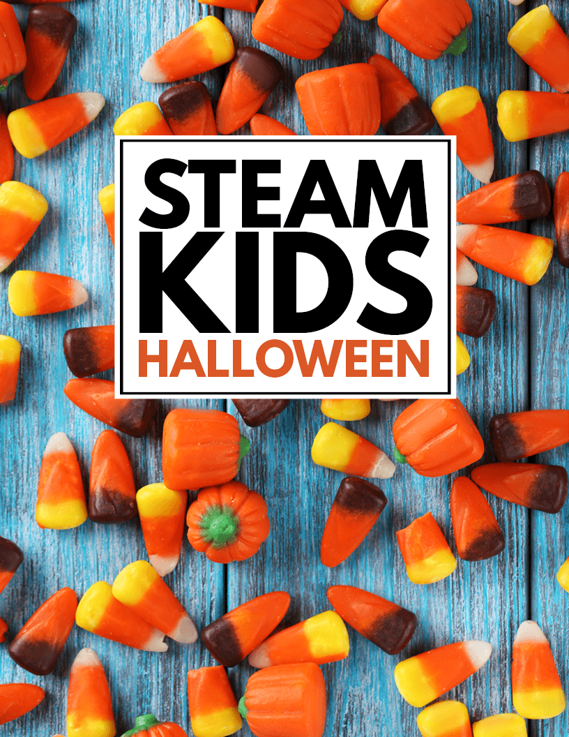 Halloween STEAM ebook