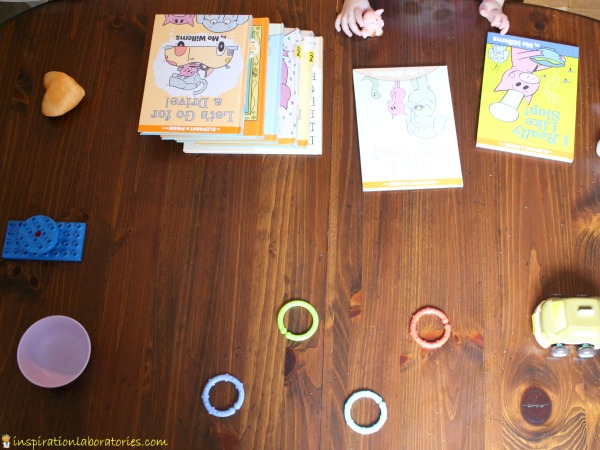 A listening obstacle course is a fun way to work on listening skills and following directions with kids.