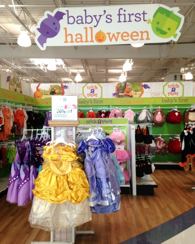 "Baby's First Halloween Costumes at Babies ""R"" Us"