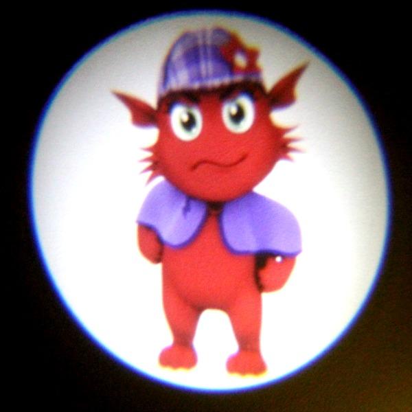 Razzy - Moodster feelings detective