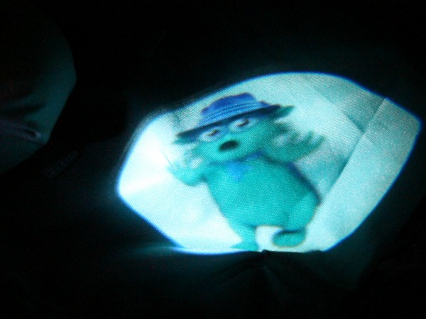 flashlight color tag