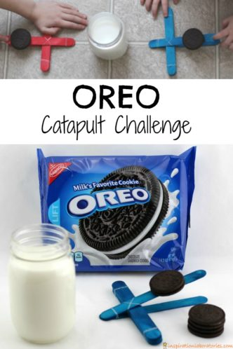 OREO Catapult Challenge sponsored by #OREOSuperDunk #OREODunkChallenge