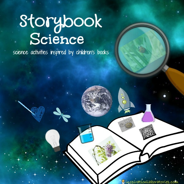 Storybook Science Series featuring science activities inspired by children's books