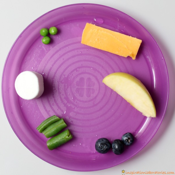 Food Science Experiment - Let your children design a food experiment to find out what foods they like to eat.