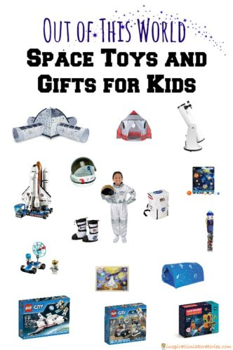 Check out this awesome collection of space toys and gifts for kids!
