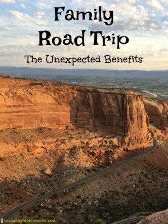 After a family road trip, you might find some unexpected benefits. We did!