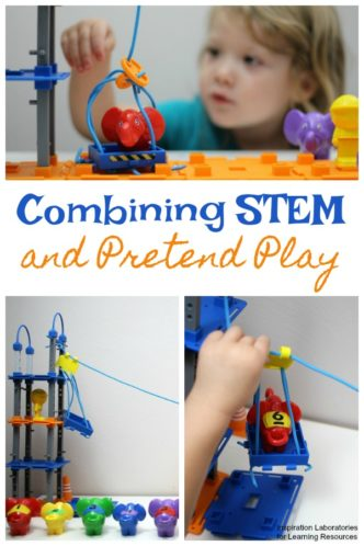Engineer a City: Combining STEM and Pretend Play