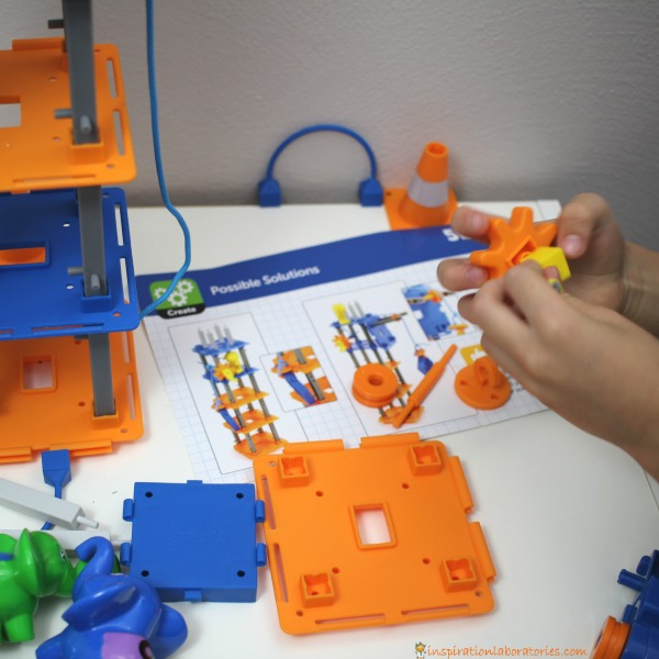 City Engineering and Design Building Set from Learning Resources