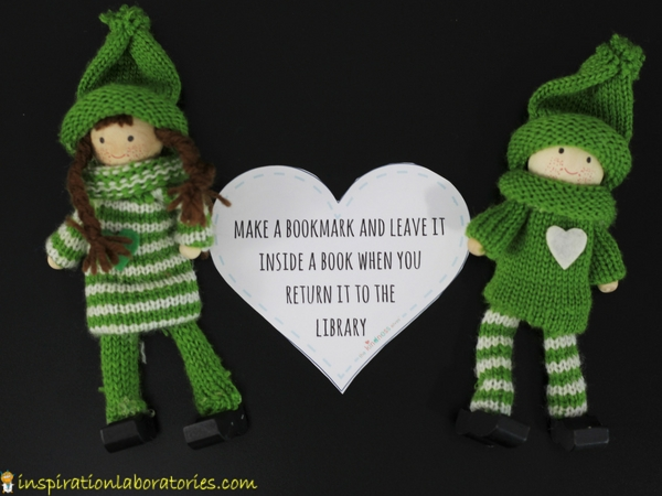 Spread a little kindness with the Kindness Elves.