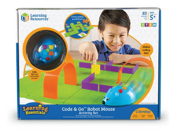 Code & Go Robot Mouse from Learning Resources