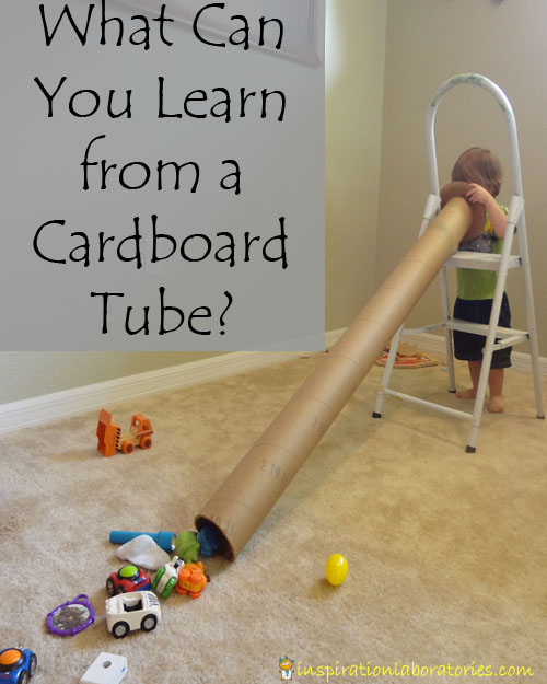 What Can You Learn from a Cardboard Tube? | Inspiration