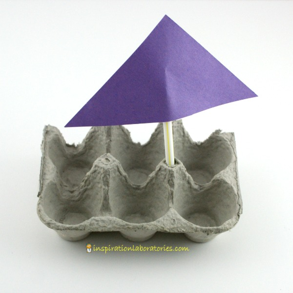 How to make a Paper Boat that floats on Water with Real Demo ... | 600x600