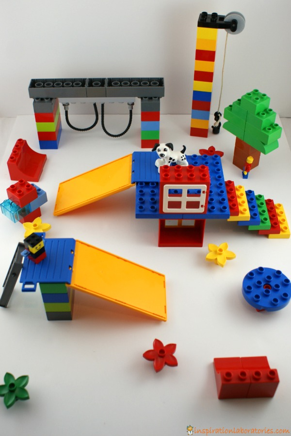 Build a LEGO Playground | Inspiration Laboratories