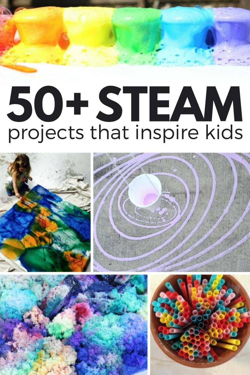 Steam Kids 50 Steam Activities Featuring Science