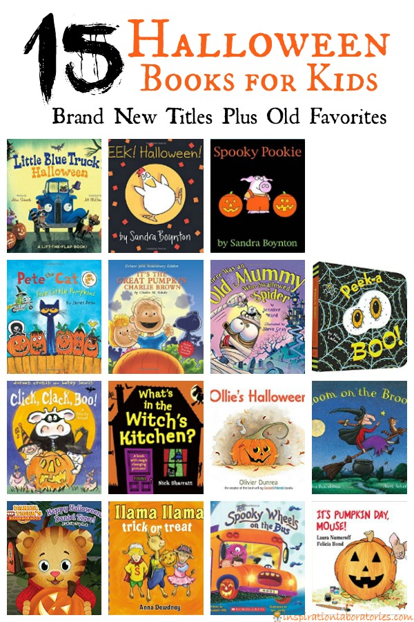 Books With One Word Titles For Kids