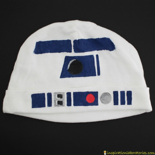 Diy R2 D2 Baby Costume Inspiration Laboratories