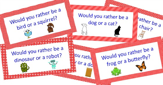 picture about Would You Rather Printable referred to as Dr. Seuss Encouraged Would Yourself Really Sport Drive