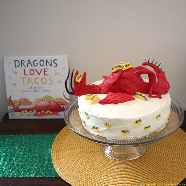 Dragons Love Tacos Birthday Party Inspiration Laboratories