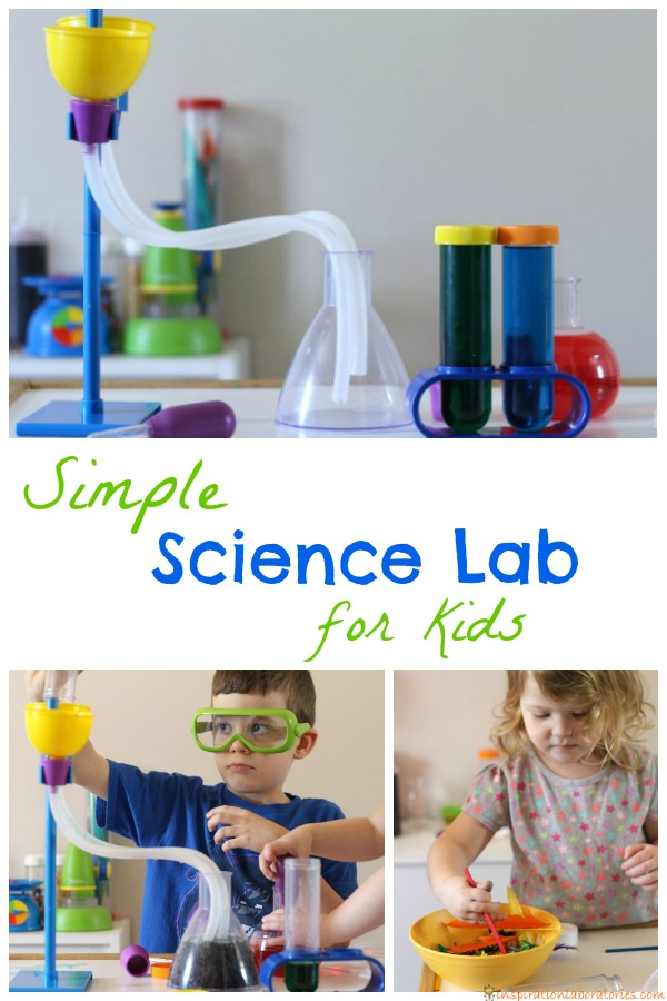 science lab