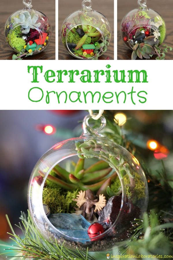 Terrarium ornaments are a great gift idea for gardeners and nature