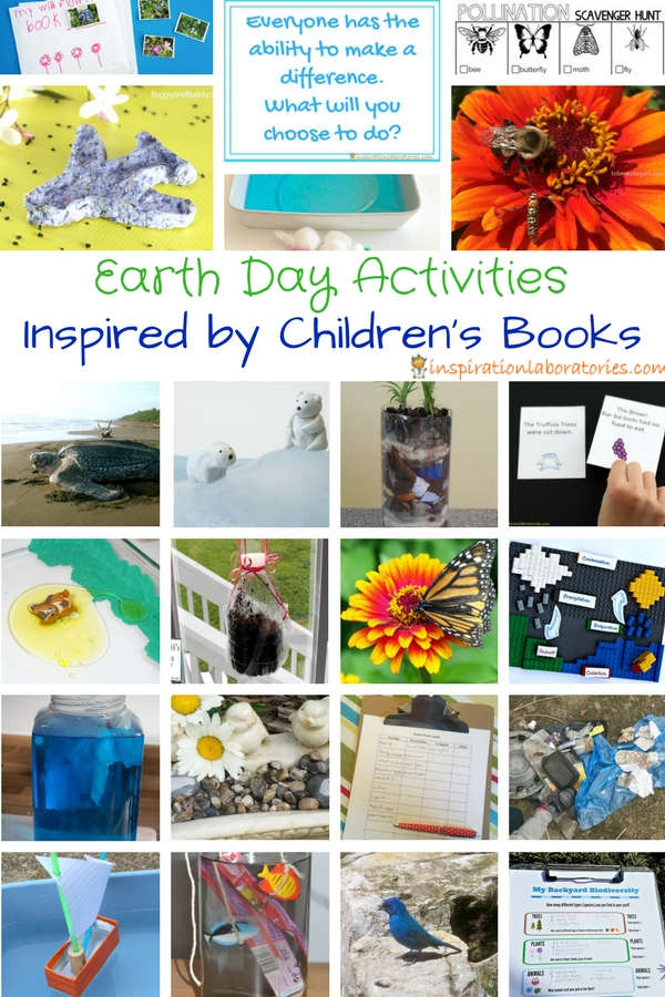 Earth Day Activities For Kids Inspiration Laboratories