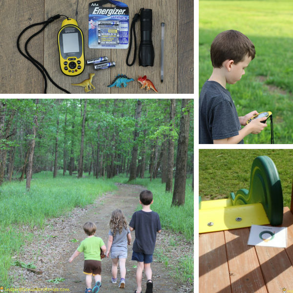 Geocaching, Letterboxing, And Other Treasure Hunts For