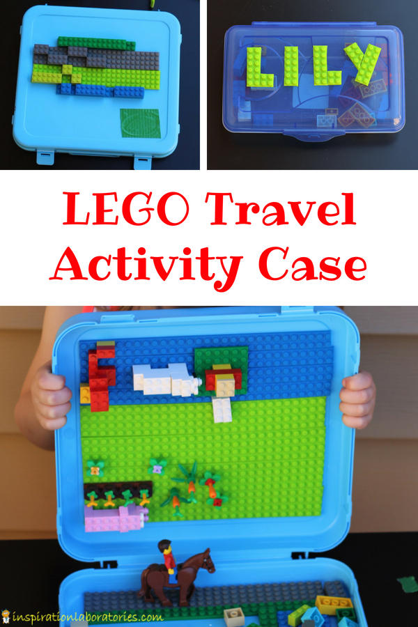 Make Your Own Lego Travel Activity Case Inspiration Laboratories